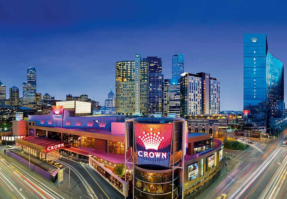 Crown Melbourne 1