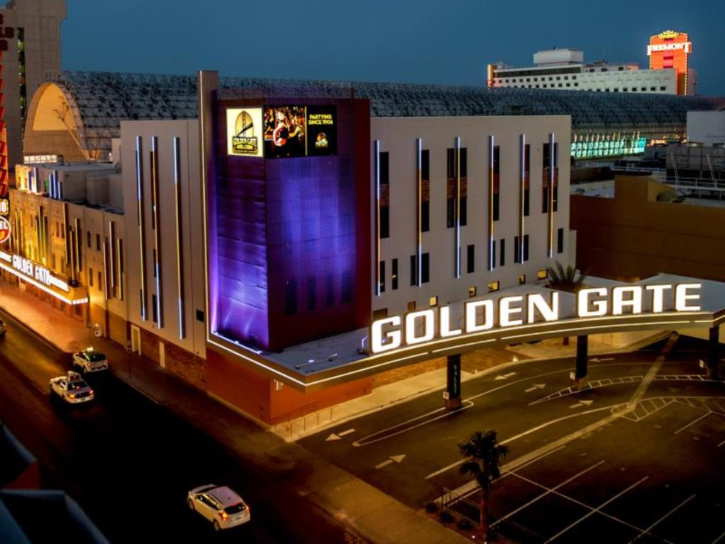 Golden Gate Hotel and Casino 1