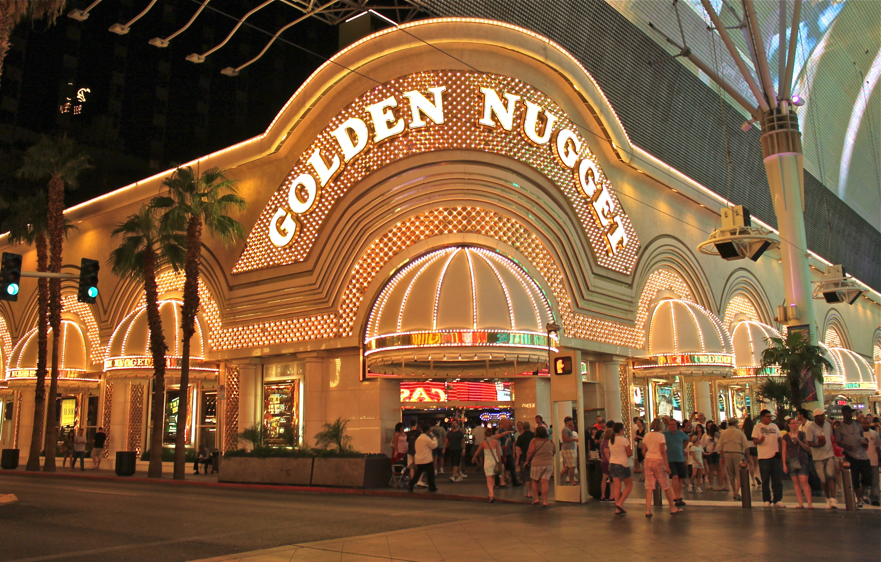 Golden Nugget Hotel & Casino Las Vegas 1