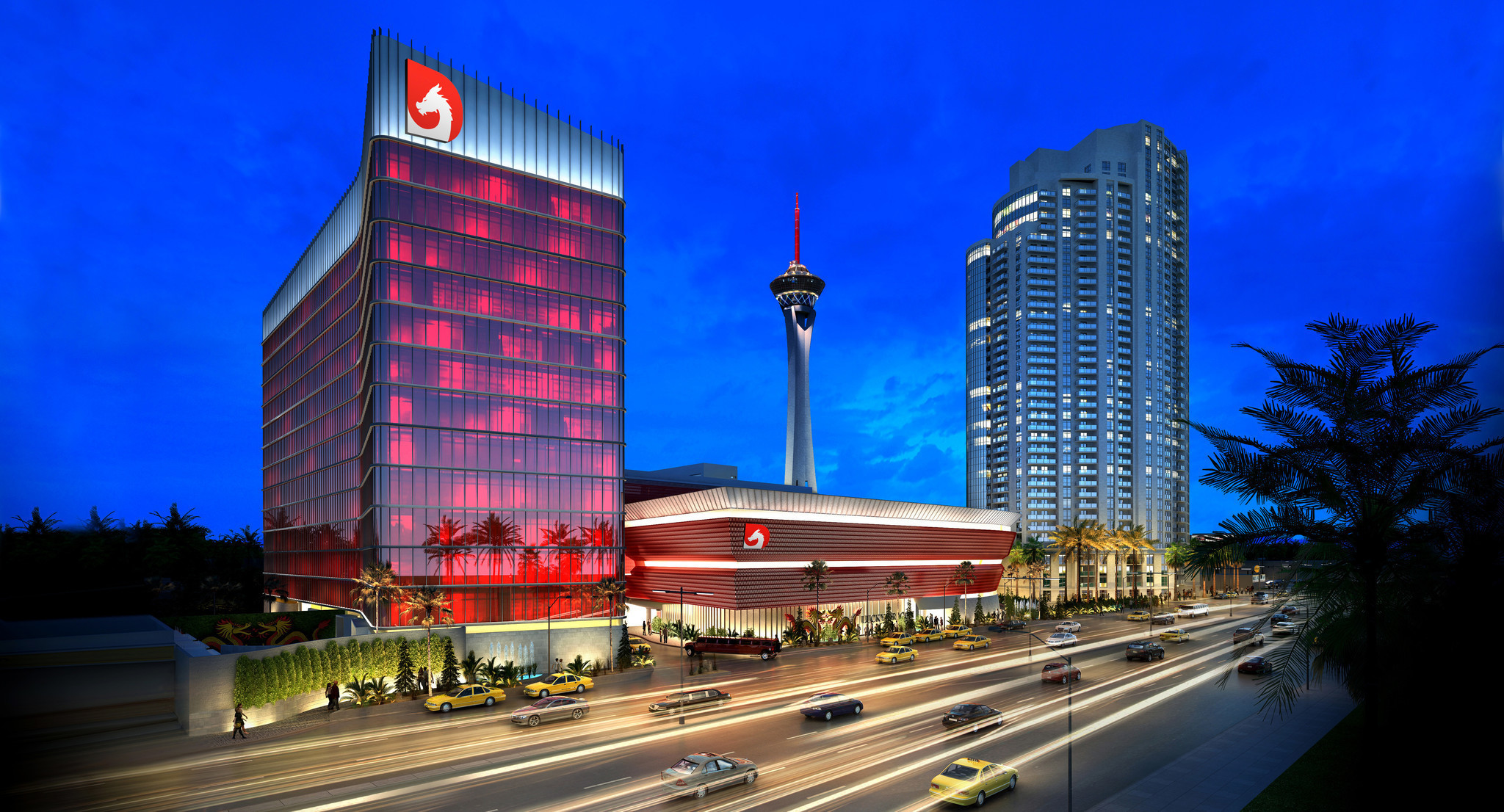 Lucky Dragon Hotel and Casino 1