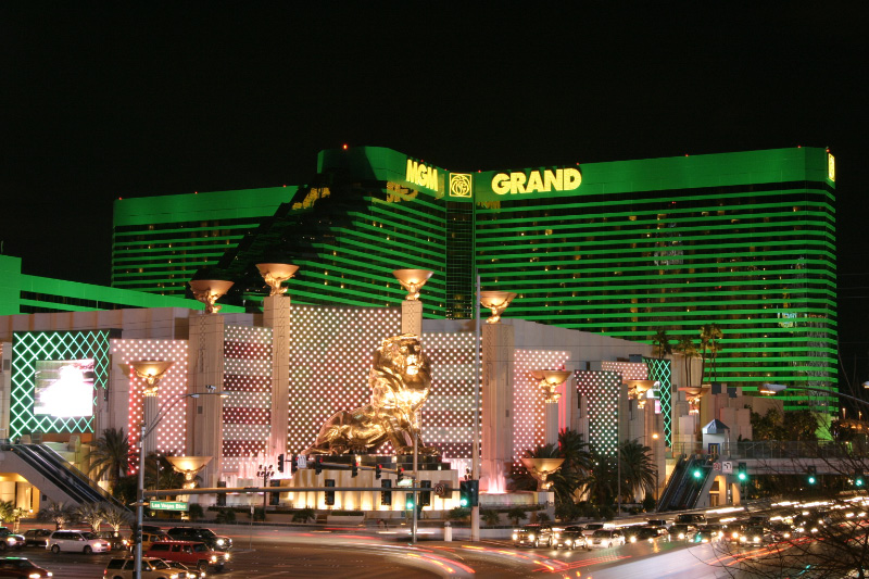 MGM Grand Hotel and Casino Las Vegas 1
