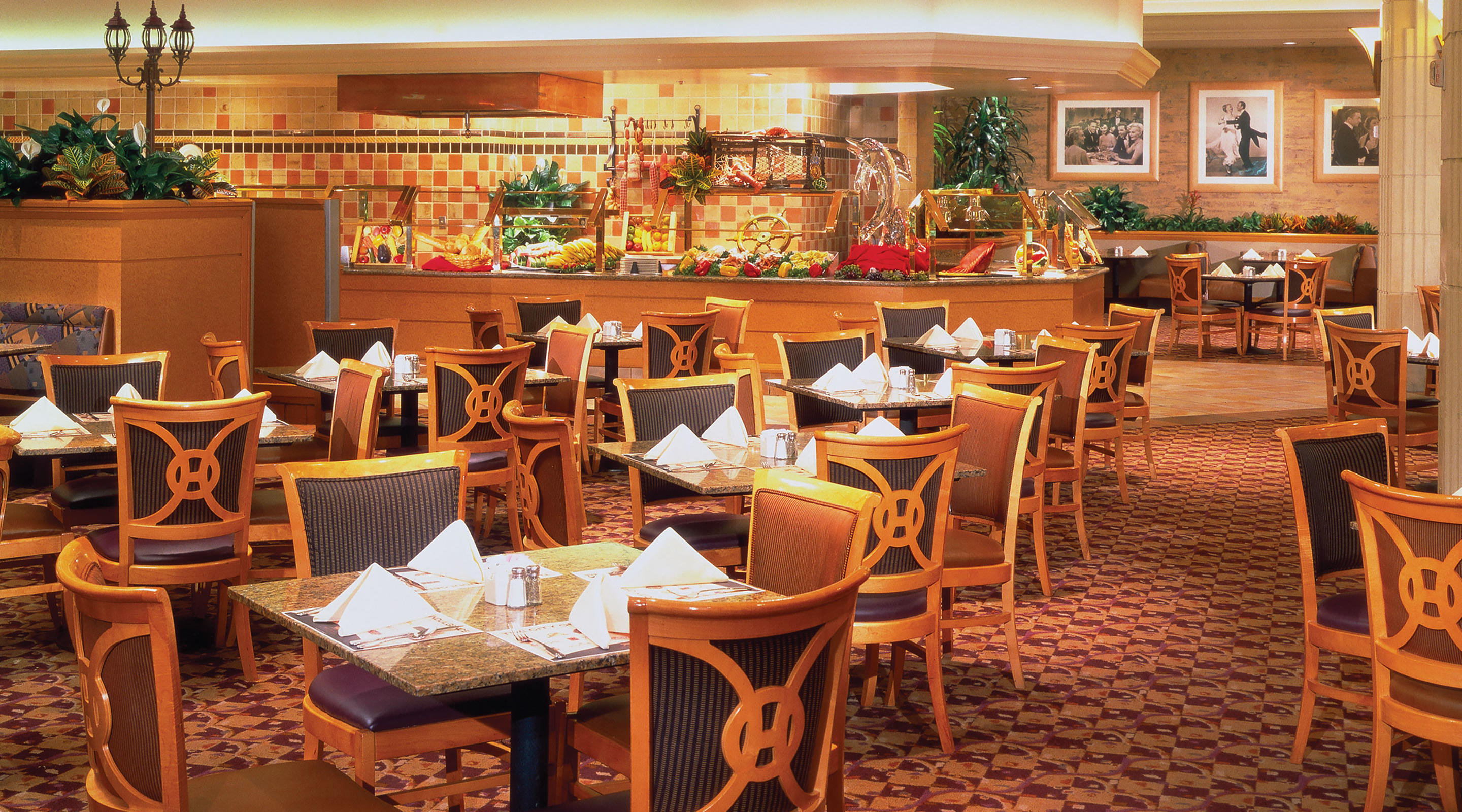 MGM Grand Buffet Dining Room