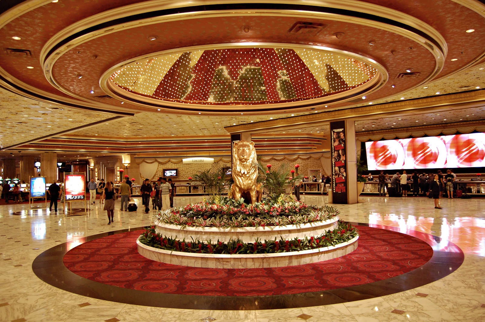 MGM Grand Hotel and Casino Las Vegas 3