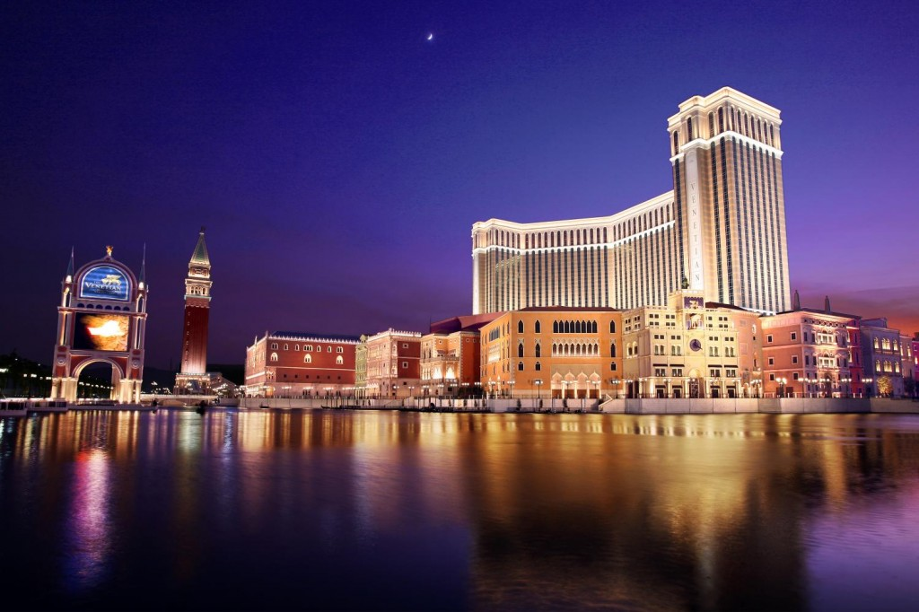 The Venetian Macao Resort Hotel 2