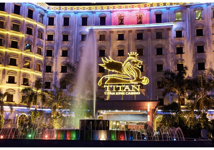 Titan King Resort & Casino 1