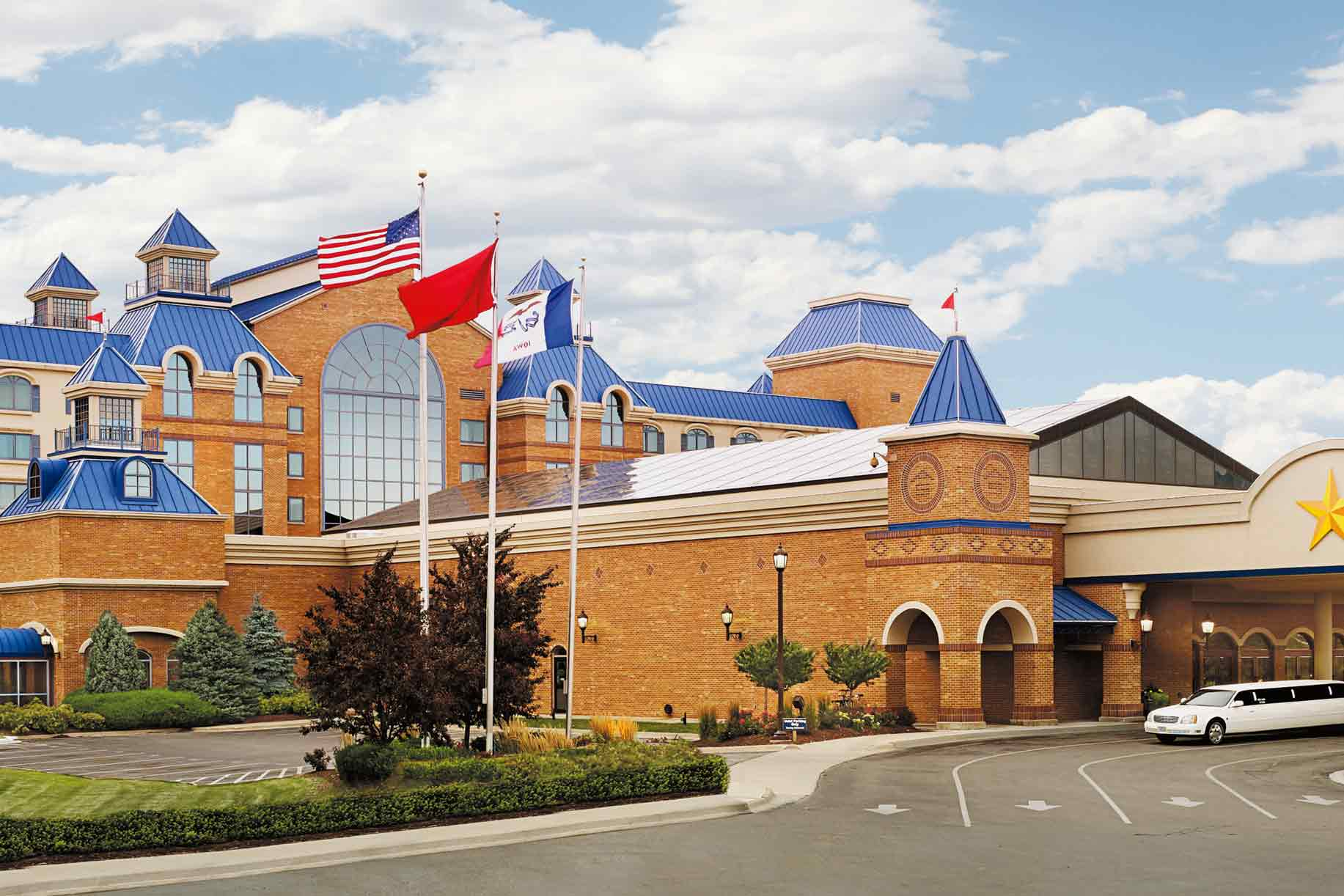 AMERISTAR COUNCIL BLUFFS 1