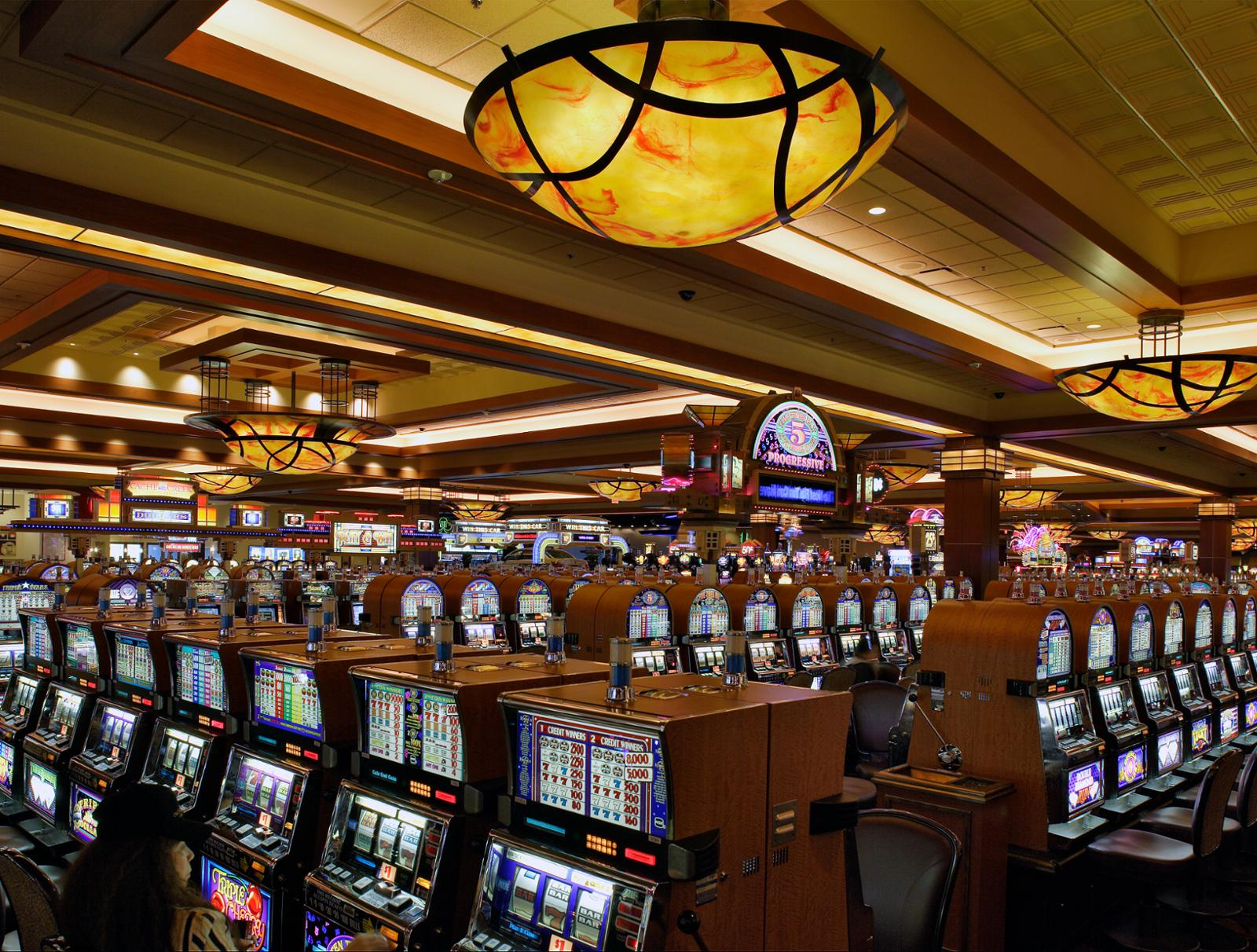 Cache Creek Casino Resor 1