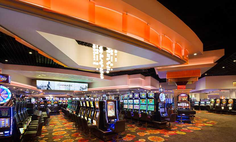Chumash Casino Resort 2