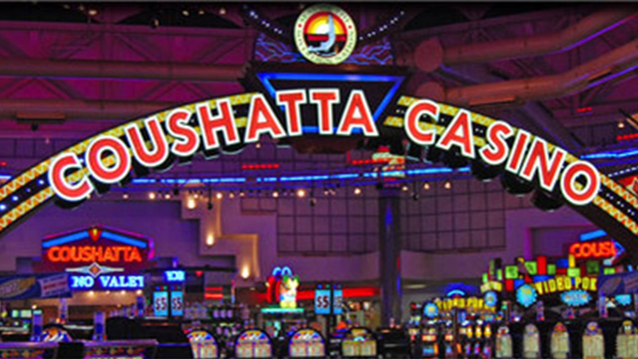 Coushatta Casino Resort 1