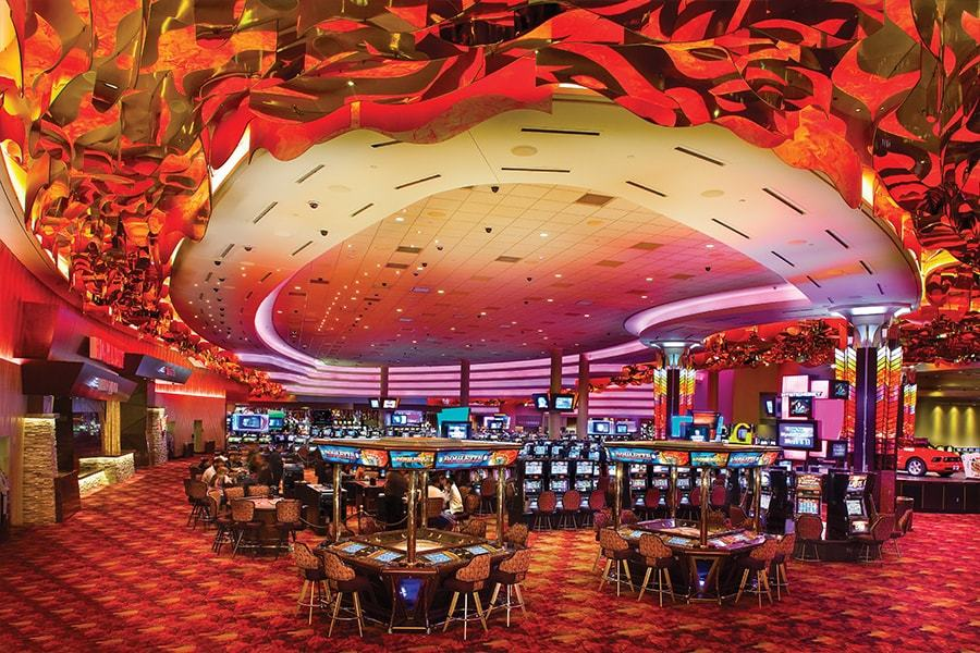 Mystic Lake Casino Hotel 3