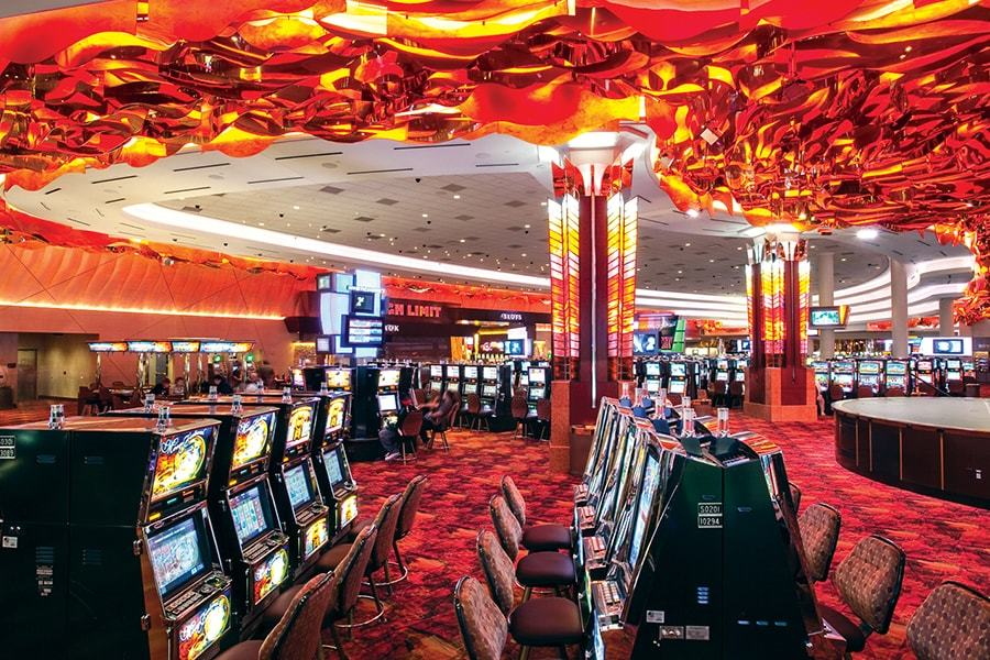Mystic Lake Casino Hotel 4