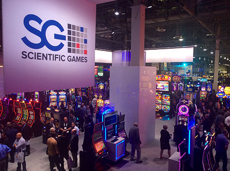 Scientific Games Corp ipo