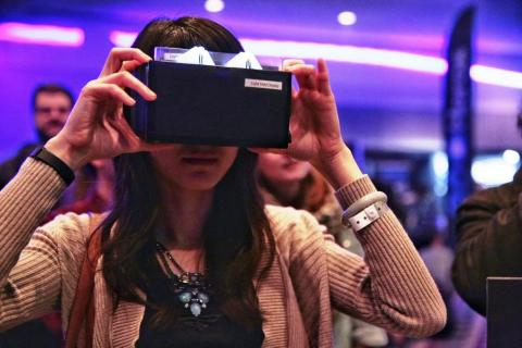 Virtual Reality to Excite Gamblers