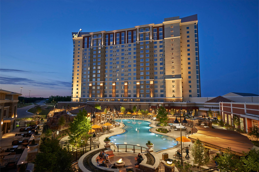 WinStar World Casino and Resort 1