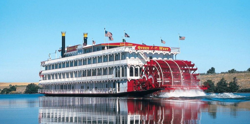 Casino riverboat