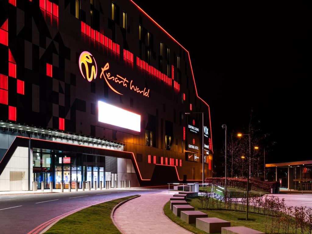 Genting Hotel Resorts World Birmingham 4