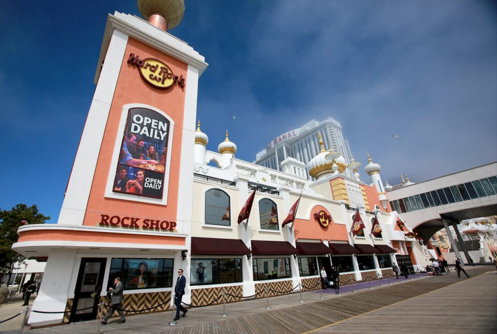 HARD ROCK HOTEL & CASINO ATLANTIC CITY 2
