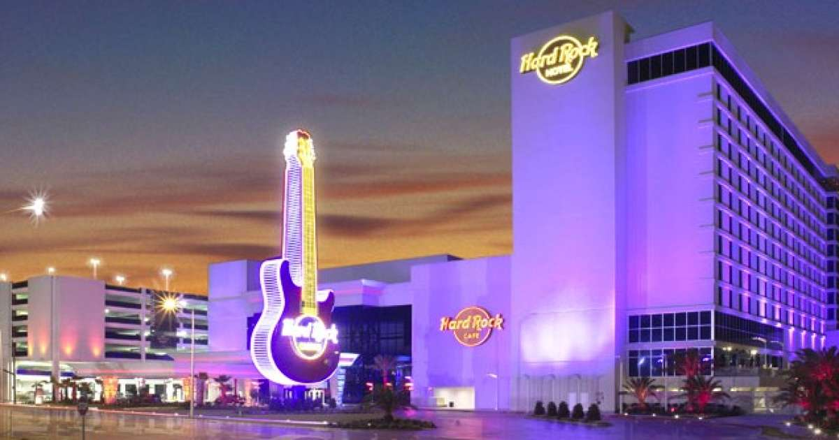HARD ROCK HOTEL & CASINO BILOXI 1