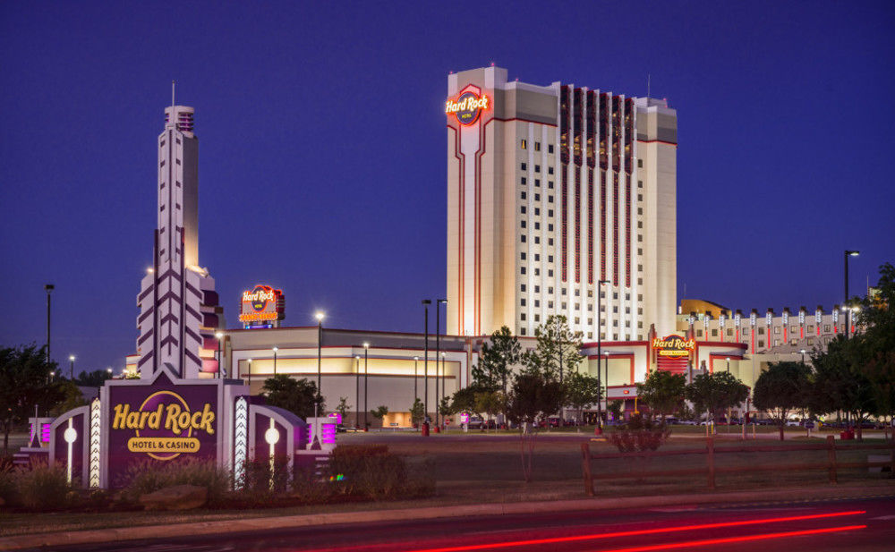 HARD ROCK Hotel & Casino Tulsa 3