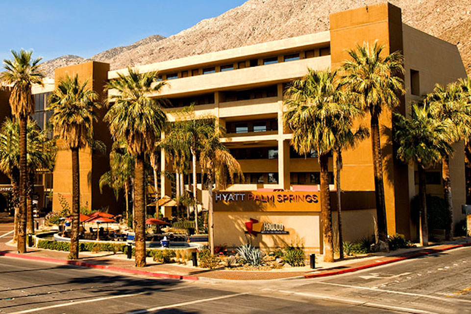 Hyatt Palm Springs 1