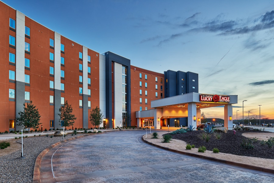 Kickapoo Lucky Eagle Casino Hotel 1