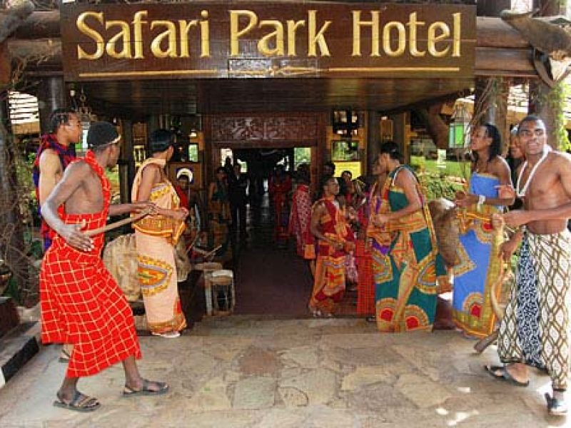 Safari Park Hotel & Casino 2