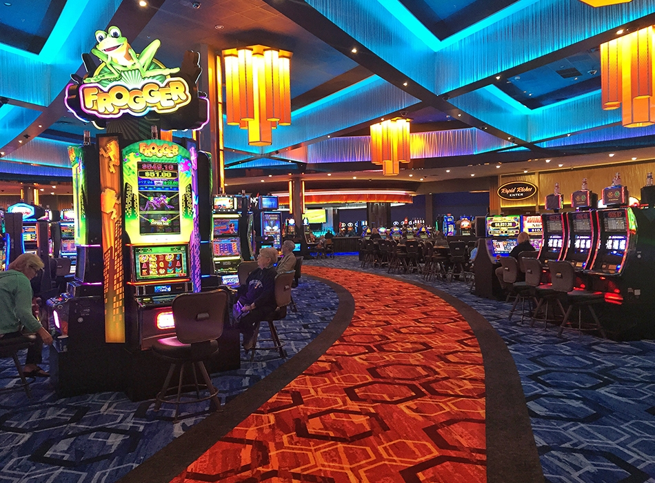Spirit Mountain Casino 1