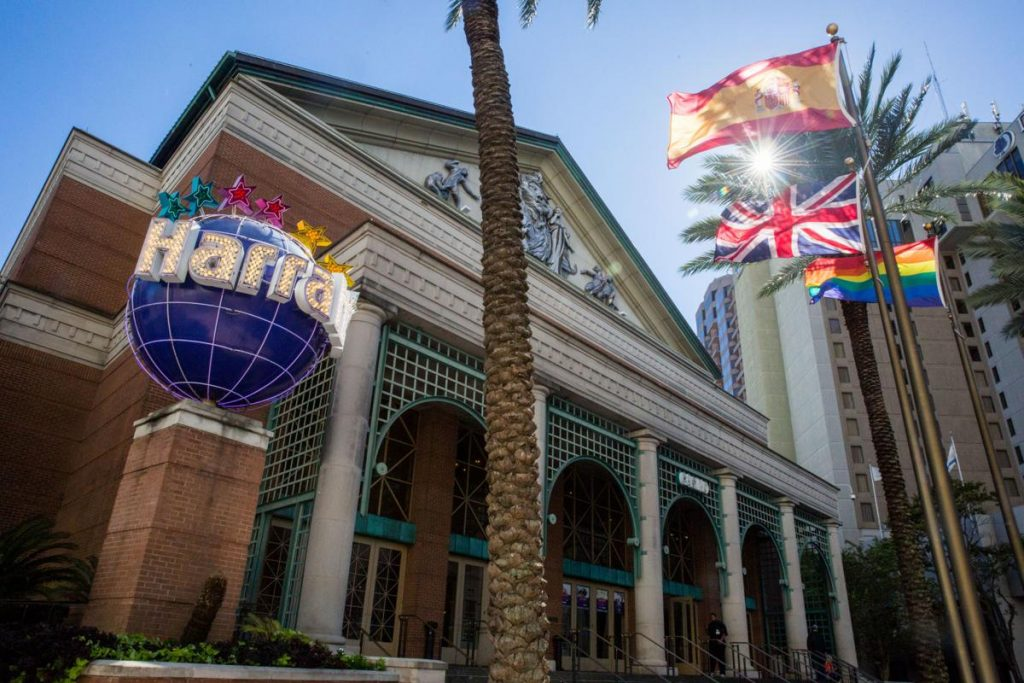 Louisiana House Rejects Harrah's Casino