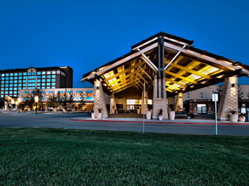 River Cree Resort and Casino 1