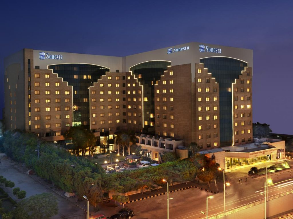 Sonesta Hotel Tower & Casino - Cairo 1