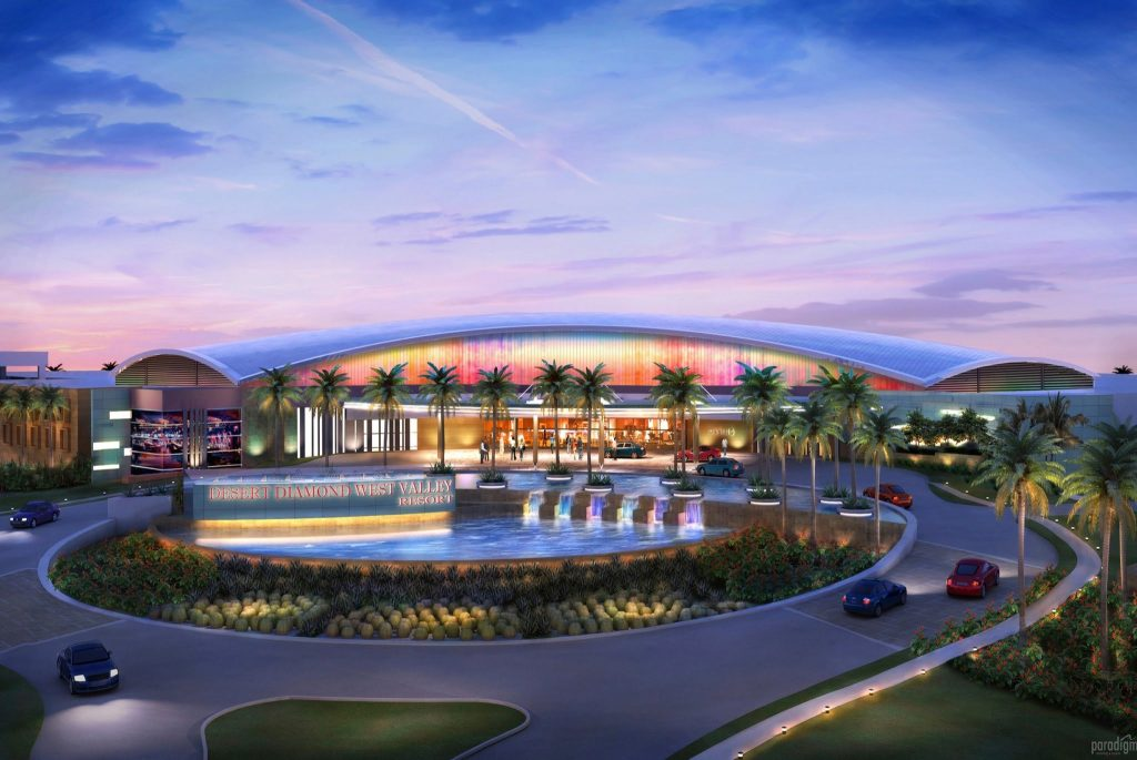 California tribe new casino 1