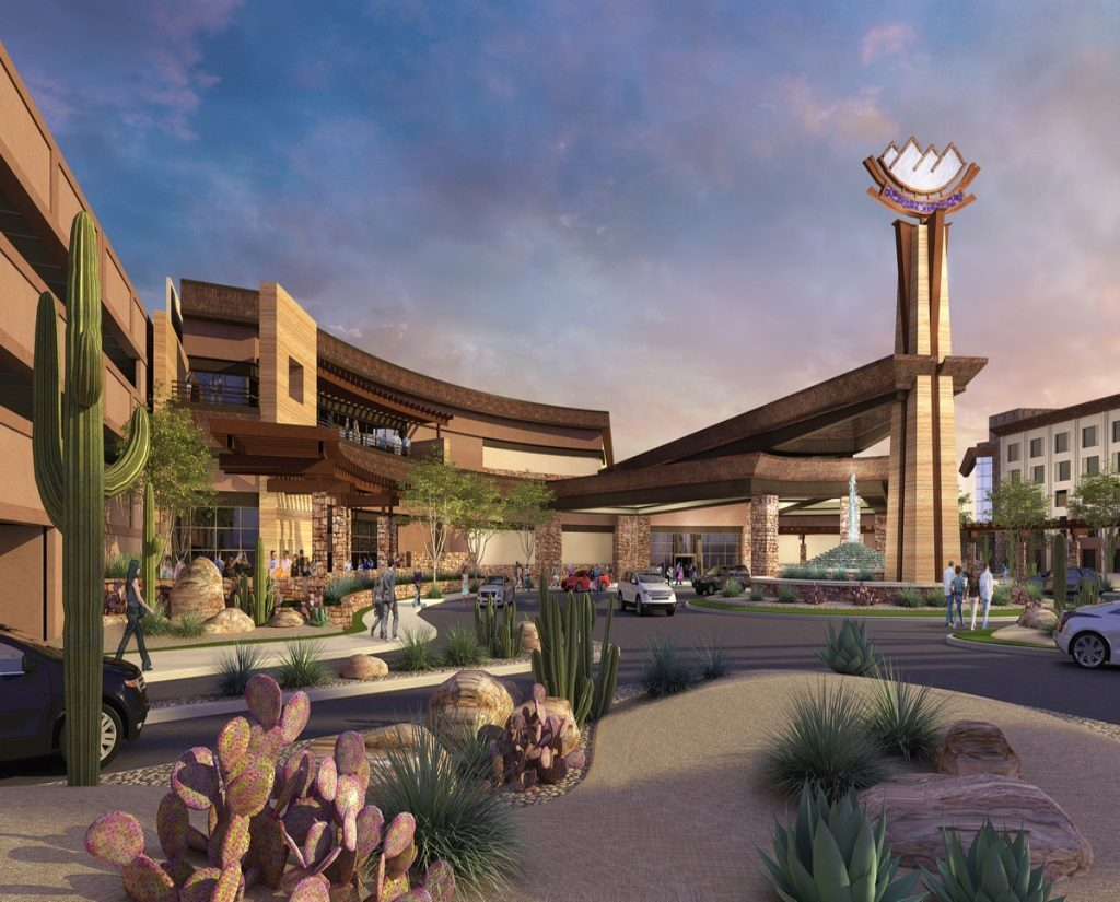 Fort McDowell casino 1