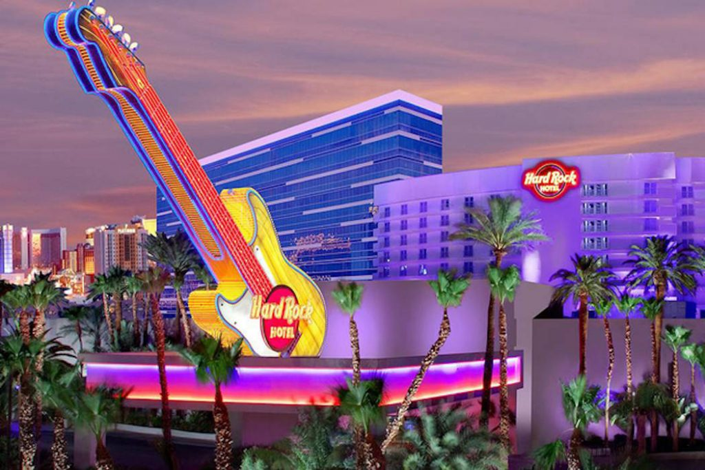 Hard Rock resort 2
