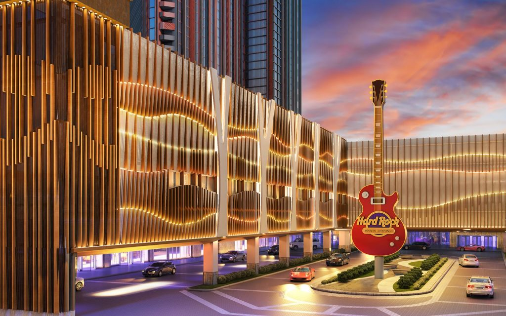 The Hard Rock Hotel and Casino Atlantic City 1