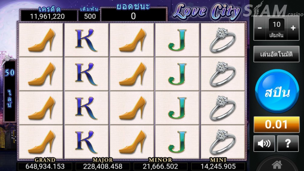 Slot Online Love City