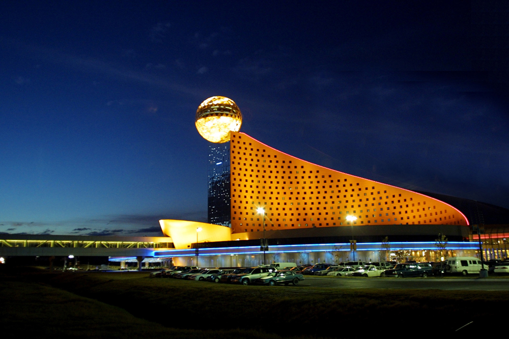 The Golden Moon Hotel and Casino, Choctaw, Mississippi, 9840