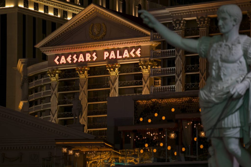 Caesars Entertainment.