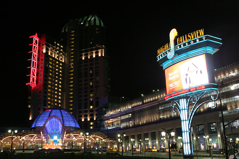Niagara's casinos