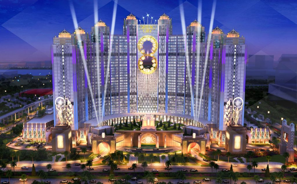Macau Melco Resorts